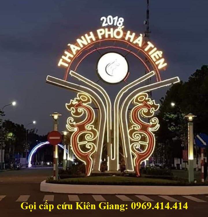 Thuê xe cứu thương Kiên Giang TPHCM